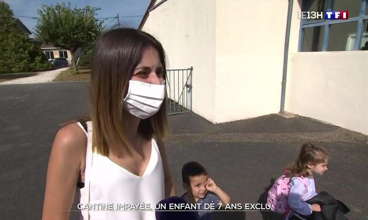 Un enfant reconduit chez lui par un policier pour un impayé de cantine en Gironde