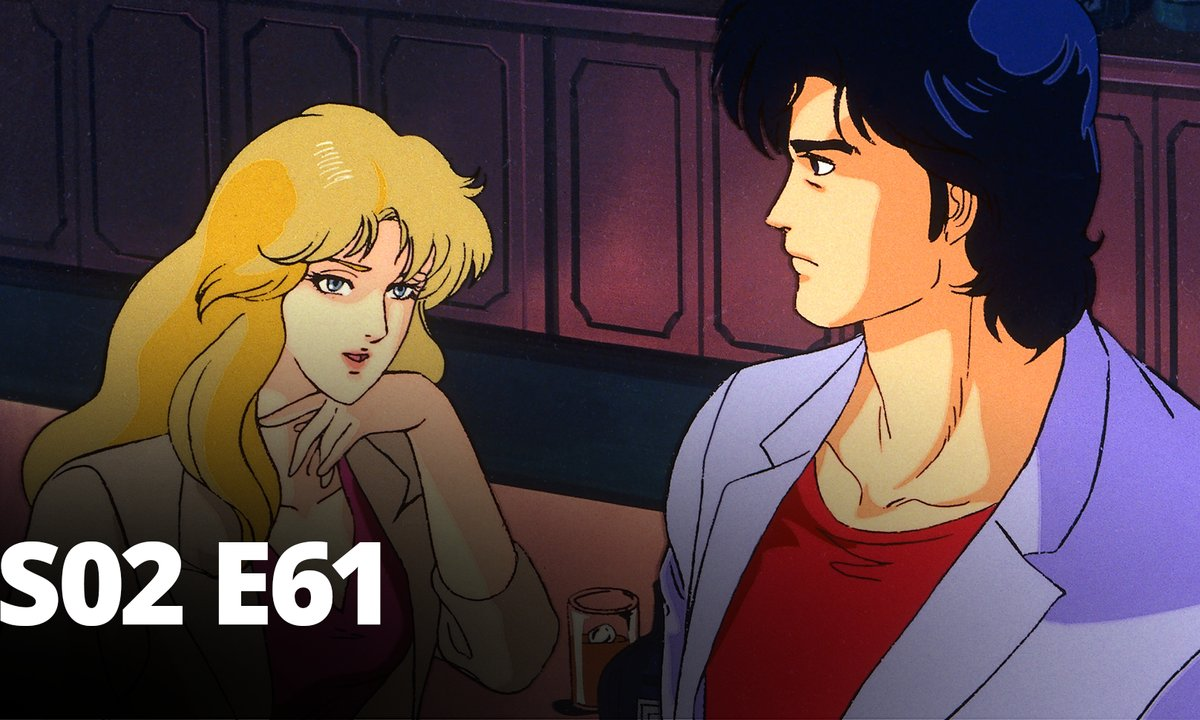 S2 EP61 - Un grand amour ( 1) - Nicky Larson