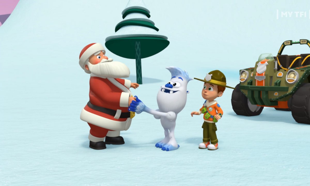 Ranger Rob - S02 E25 - Un joyeux Noël avec les rangers