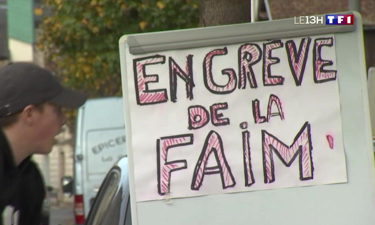 Un moniteur d'auto-école en grève de la faim contre l'interdiction des cours de conduite