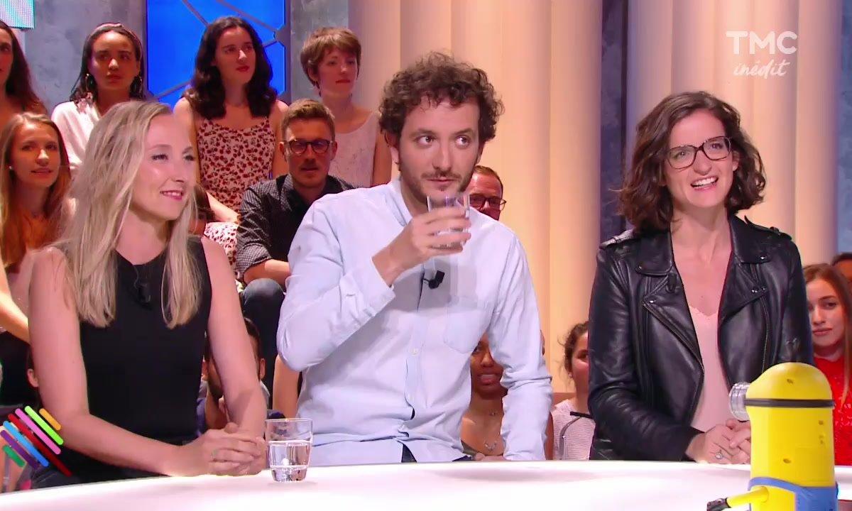 """David Marsais et Audrey Lamy reviennent sur leurs personnages dans """"Moi, Moche et Méchant"""""""