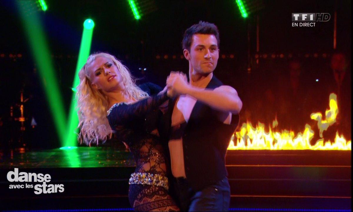 "Un Tango pour Brian Joubert et Katrina Patchett sur ""Waka Waka"" (Shakira)"