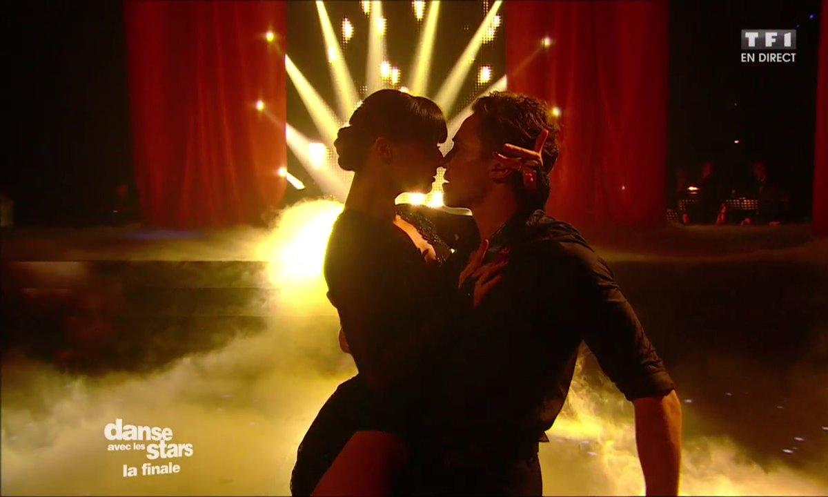 """Un Tango pour Olivier Dion et Candice Pascal sur """"Toxic"""" (Britney Spears)"""