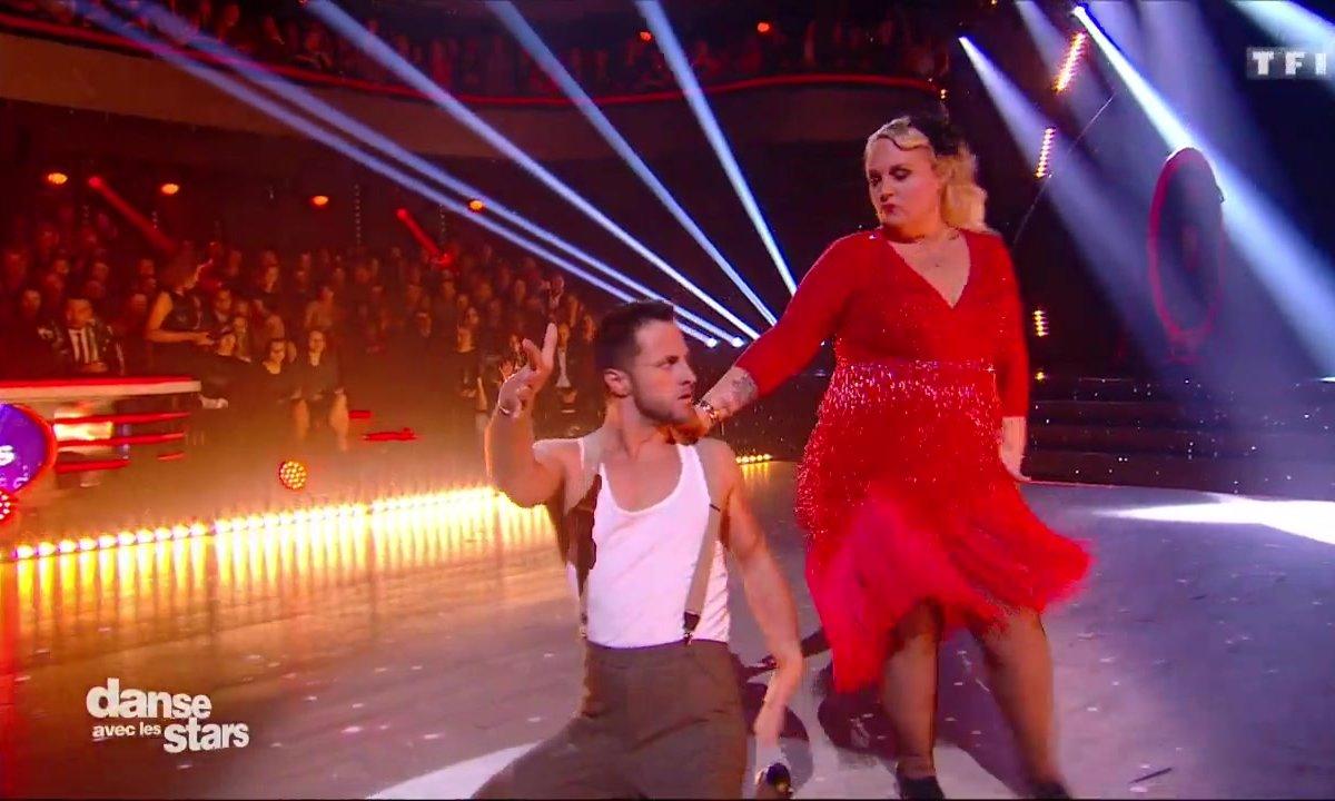Un tango pour Valérie Damidot et Christian Millette sur « El Tango de Roxane » (Moulin Rouge)