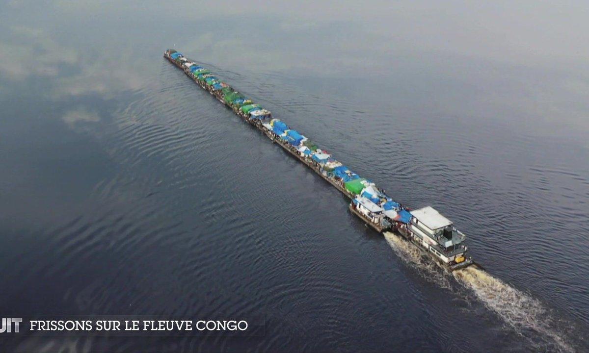 Un voyage à haut risque sur le fleuve Congo