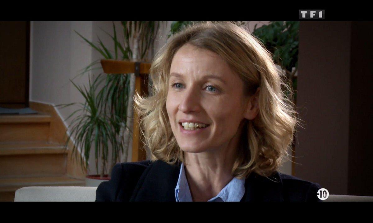 Alexandra Lamy vous présente le personnage d'Alice Lambert