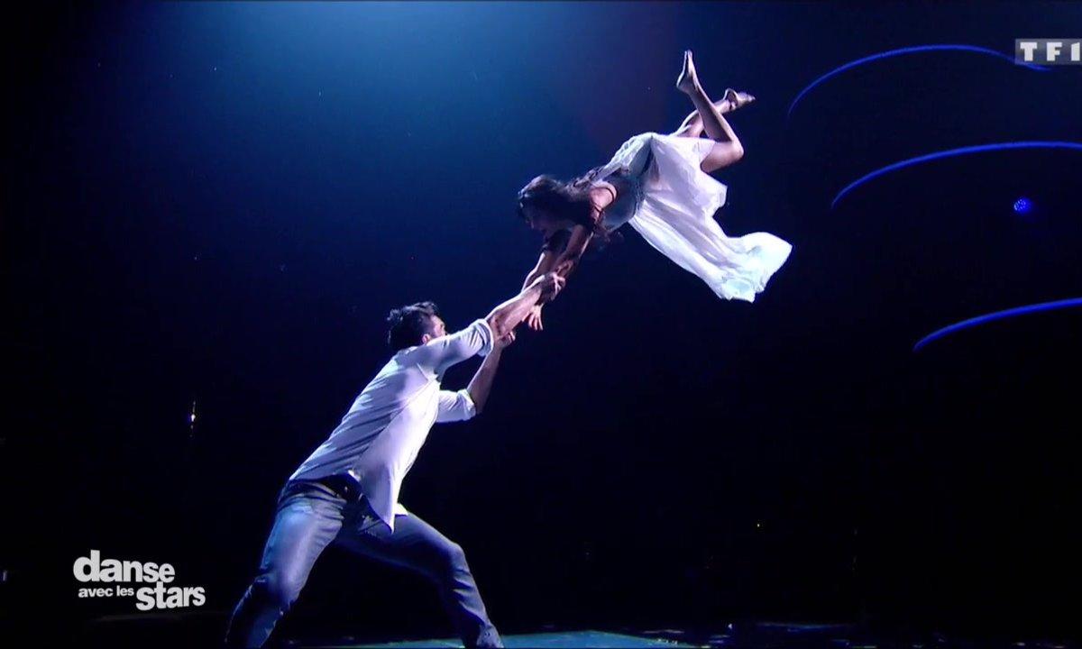 Une danse contemporaine pour Florent Mothe et Candice Pascal sur « Lili » (Aaron)