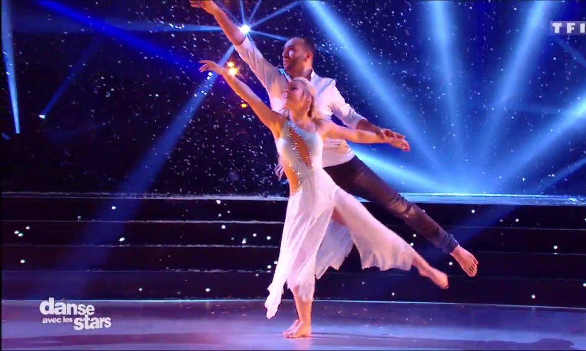 Une danse contemporaine pour Kamel le Magicien et Emmanuelle sur « Là-Bas » (JJ Goldman)