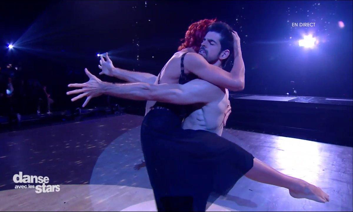 Une danse contemporaine pour Miguel Ángel Muñoz et Fauve Hautot sur « Wasting my young years » (London Grammar) deuxième danse