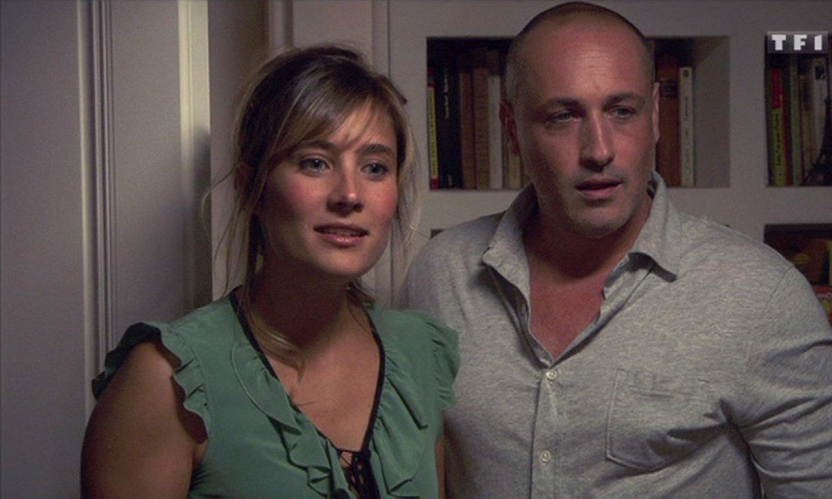 Une famille formidable : Nicolas et Christine amoureux !