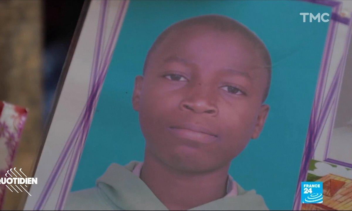 Une pensée pour Laurent Barthélémy, jeune ivoirien mort en tentant de rallier la France