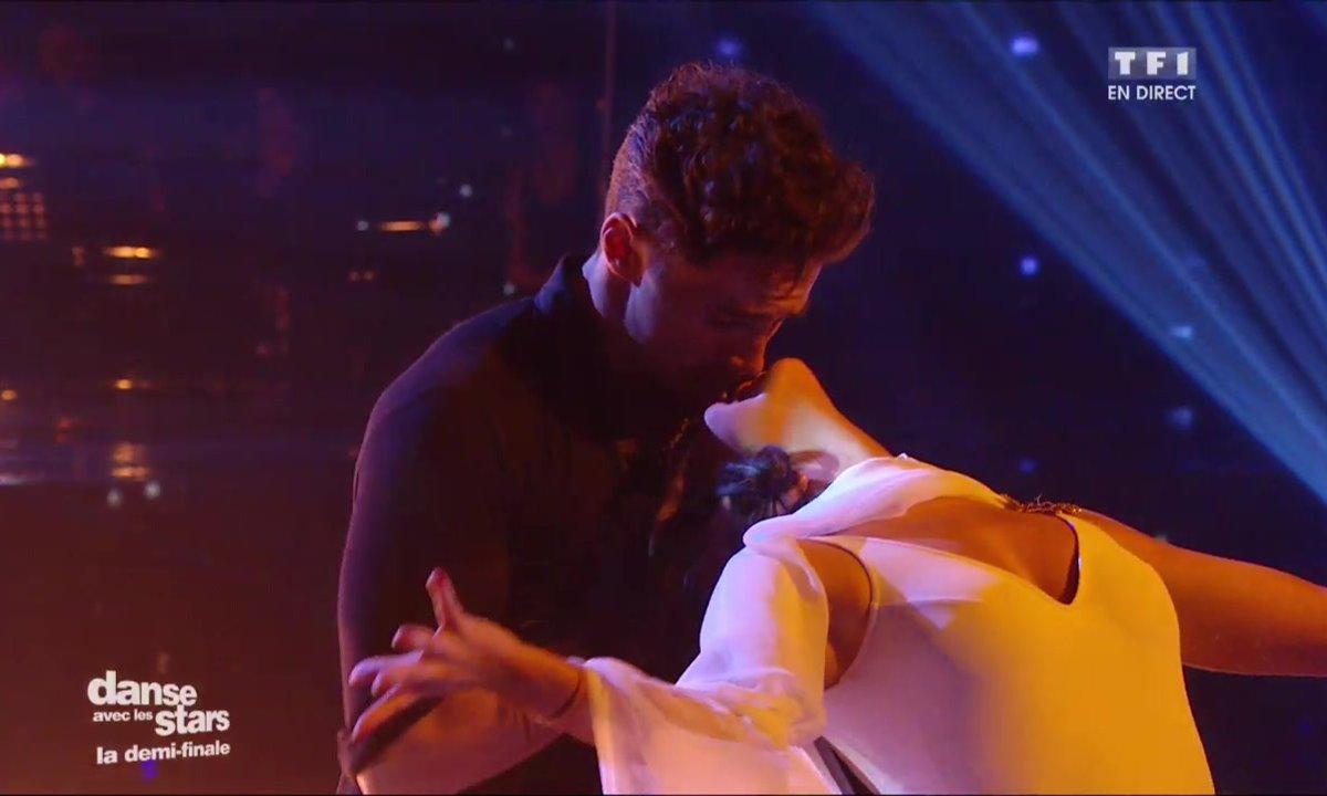 """Une Rumba pour Olivier Dion, Candice Pascal et Fauve Hautot sur """"She's the One"""" (Robbie Williams)"""