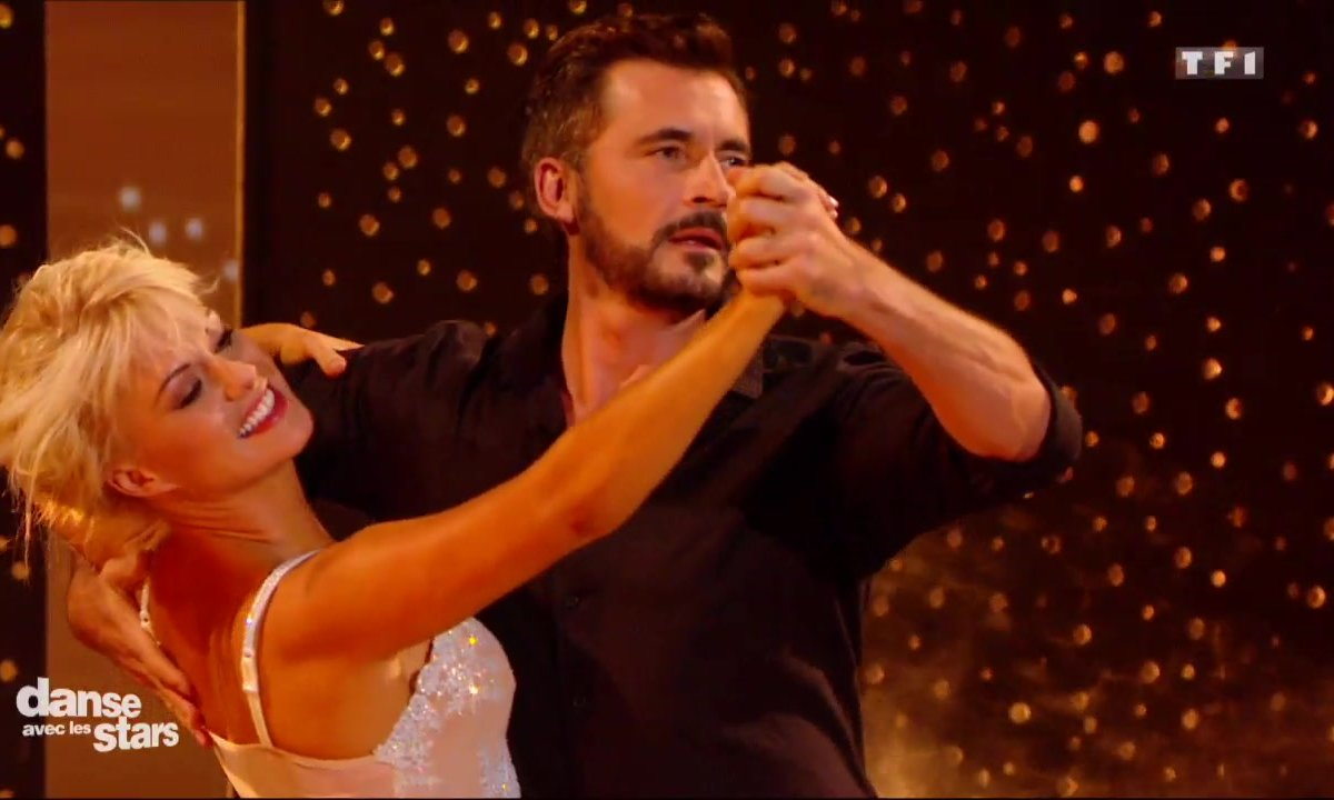 "Une rumba pour Olivier Minne et Katrina Patchett sur "" I Still Haven't Found"" (U2)"