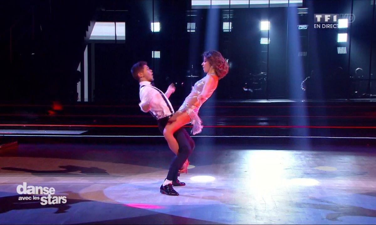 Une Samba pour Rayane Bensetti et Denitsa Ikonomova sur « Wanna Be Startin' Somethin' » (Michael Jackson)