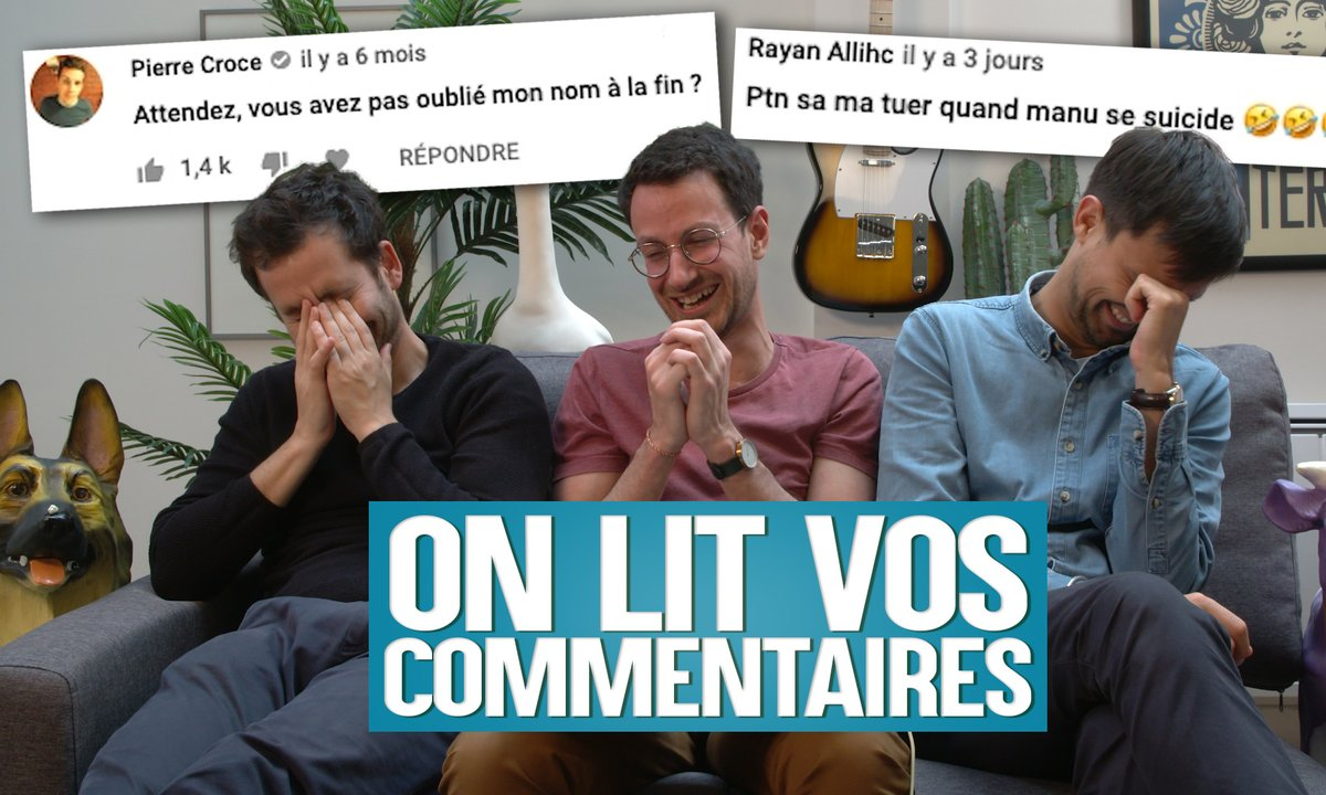 Lolywood - On Lit Vos Commentaires