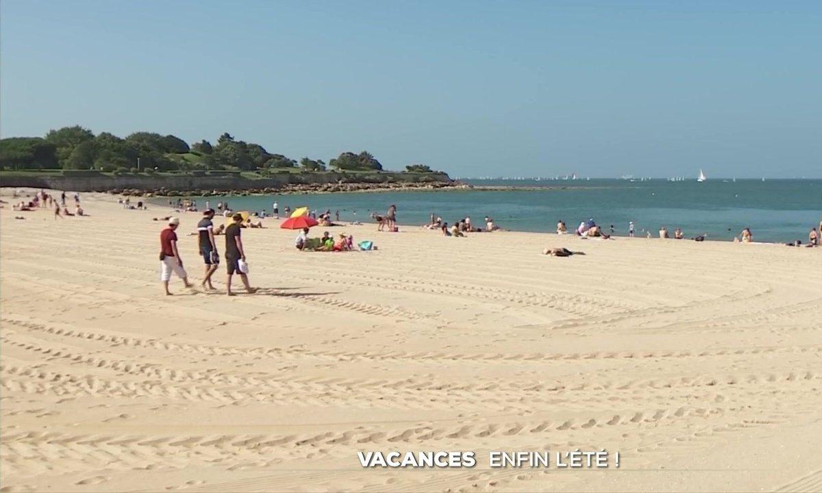 Vacances : enfin l'été !