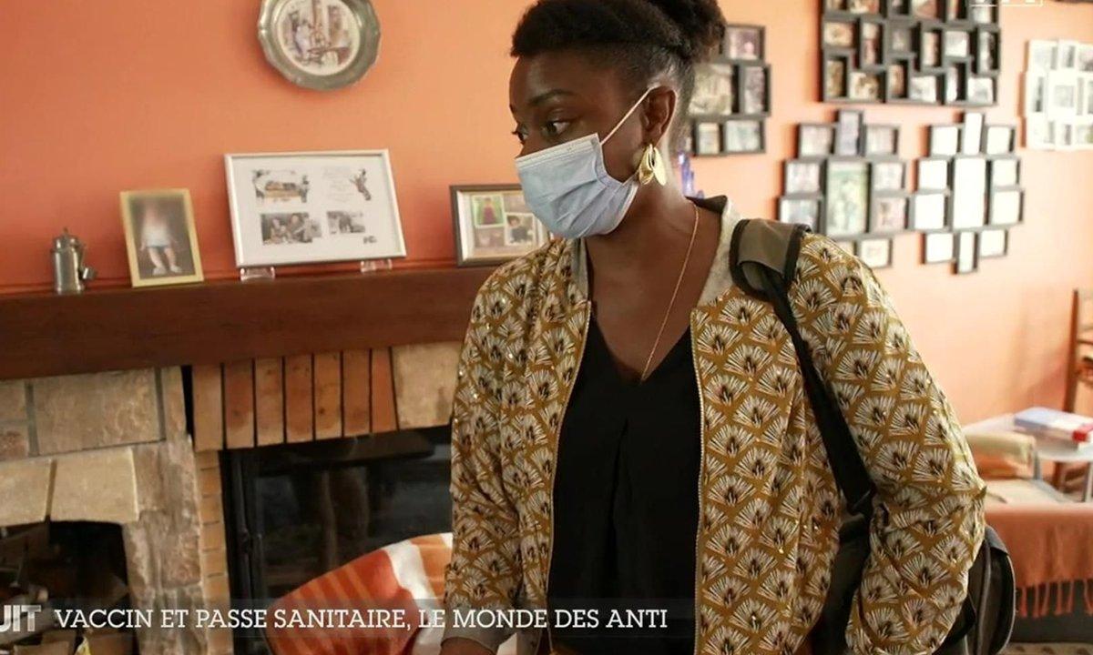 Vaccin et pass sanitaire, le monde des anti