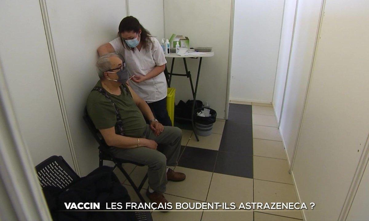 Vaccination : les Français boudent-ils AstraZeneca ?