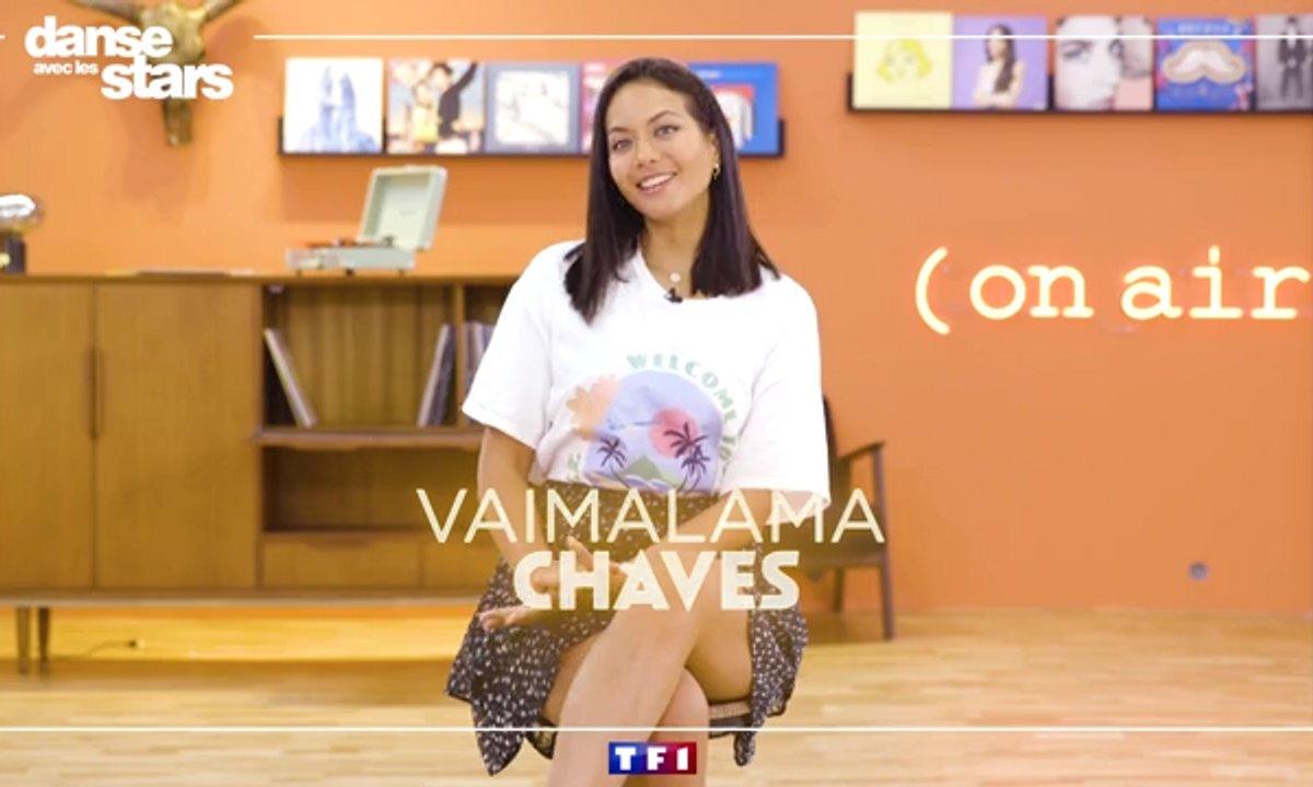 """Danse avec les stars - Vaimalama Chaves : """"Pour moi, le tango c'est un cocktail à base de bière..."""""""
