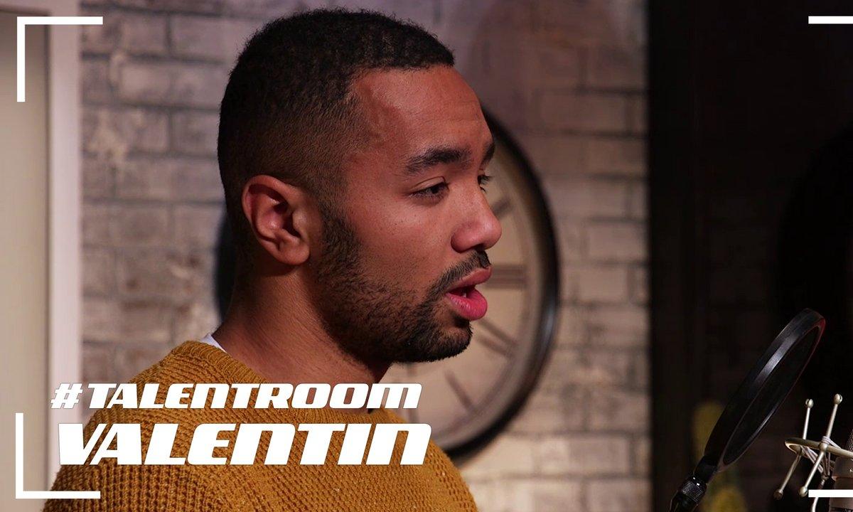 #TALENTROOM – Valentin : Say You Won't Let Go - James Arthur