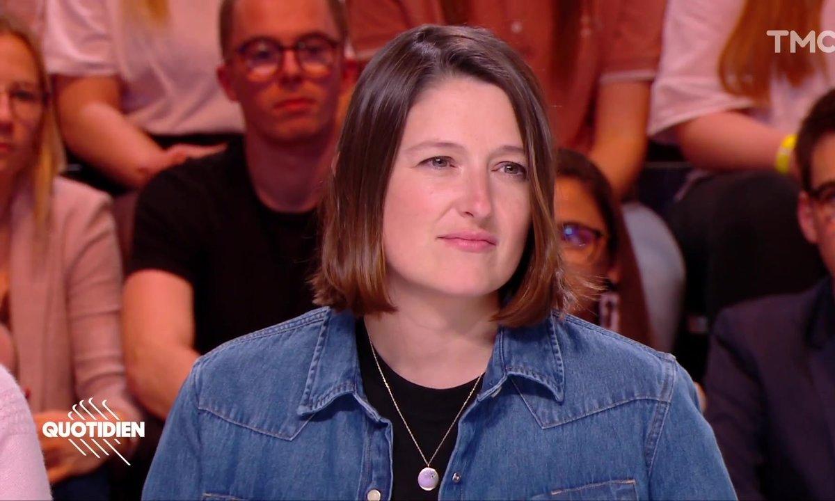 Valentine Oberti, journaliste pour Quotidien, a été entendue par la DGSI, elle raconte