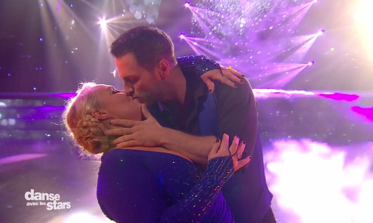 Une valse pour Valérie Damidot et Christian Millette sur « I Have Nothing » (Whitney Houston)