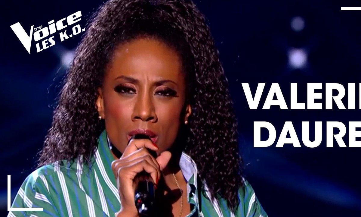 Valérie Daure – Si seulement je pouvais lui manquer (Calogero)