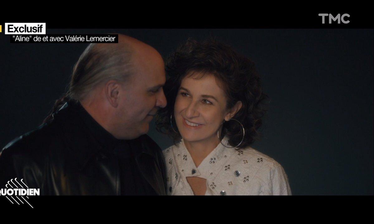 """Valérie Lemercier dévoile les toutes premières images de """"Aline"""", son film sur Céline Dion"""