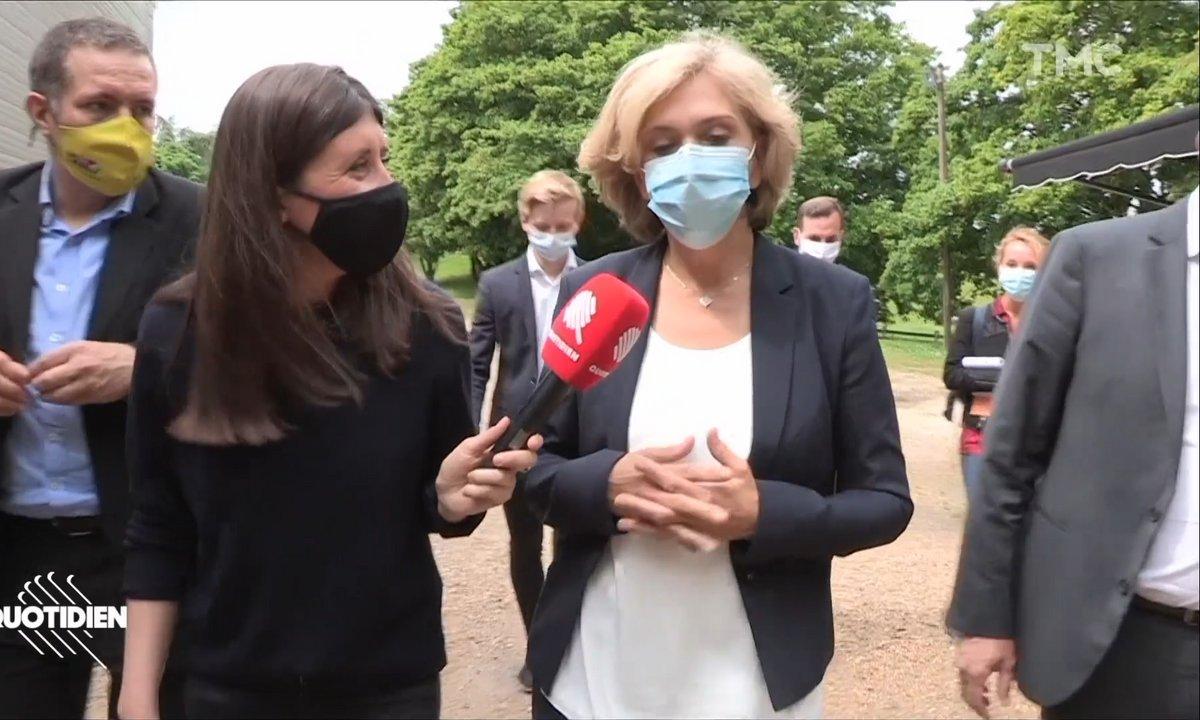 Valérie Pécresse : l'élection régionale, dernière étape avant une candidature en 2022 ?