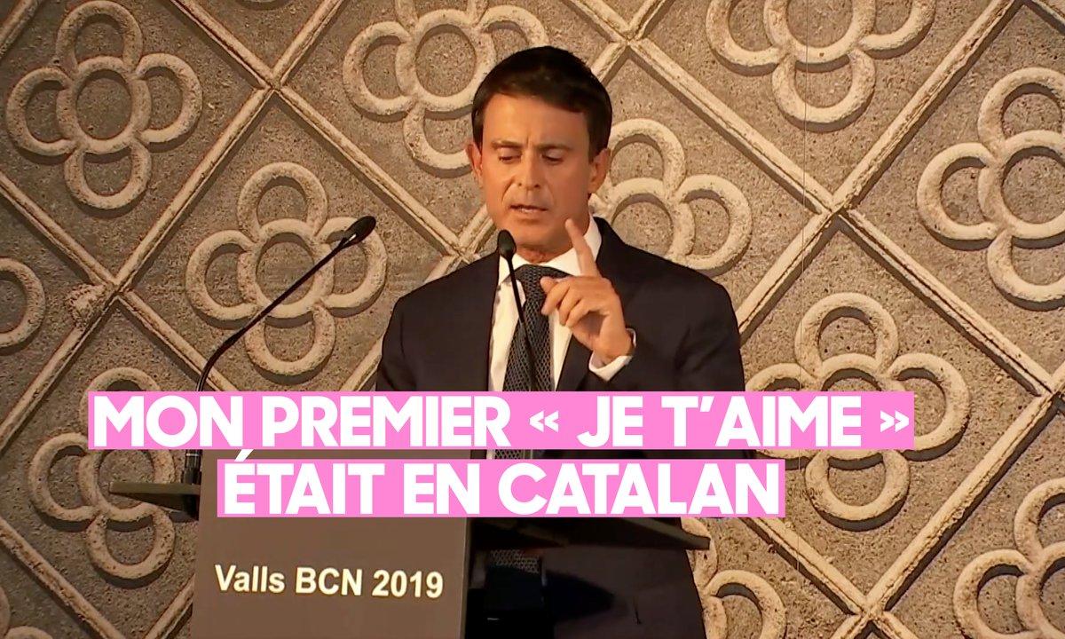 Moment de vérité : Manuel Valls candidat à Barcelone