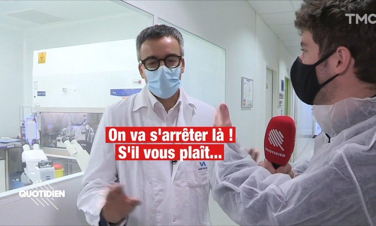 Valvena, le labo français qui produit un vaccin… pour les anglais