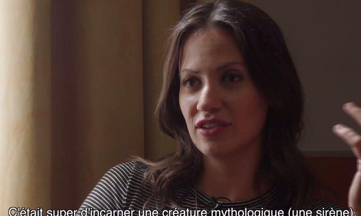 """Kristen Gutoskie : """"Jouer une créature mythologique, ça m'éclate !"""""""