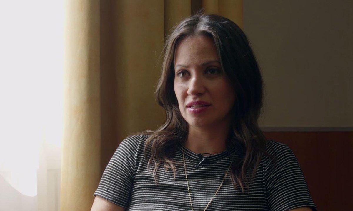 Kristen Gutoskie (Séline) adore jouer les méchantes !