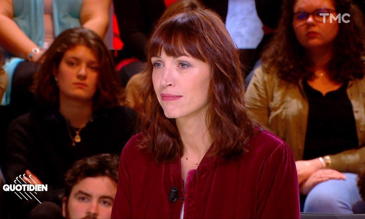 """Vanessa Springora : """"La prédation psychique c'est une façon d'isoler une personne, d'en faire sa chose"""""""