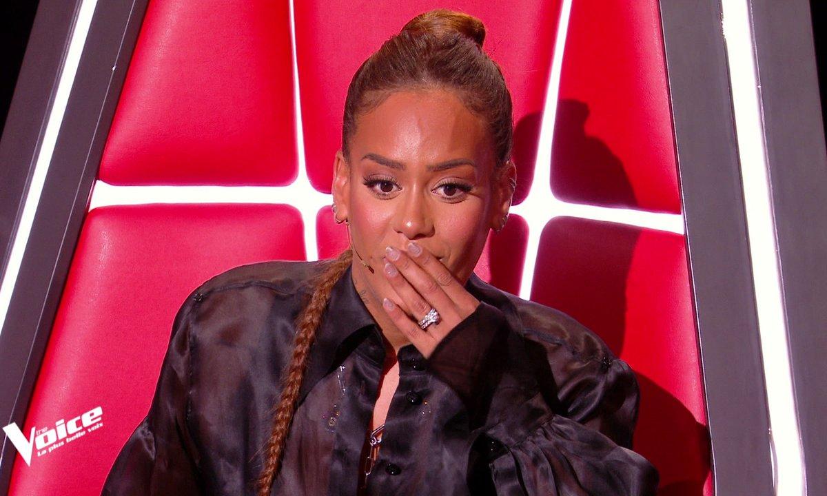 The Voice 2021 - Qui est Vanina, l'amie qu'Amel Bent ne reconnait pas ?