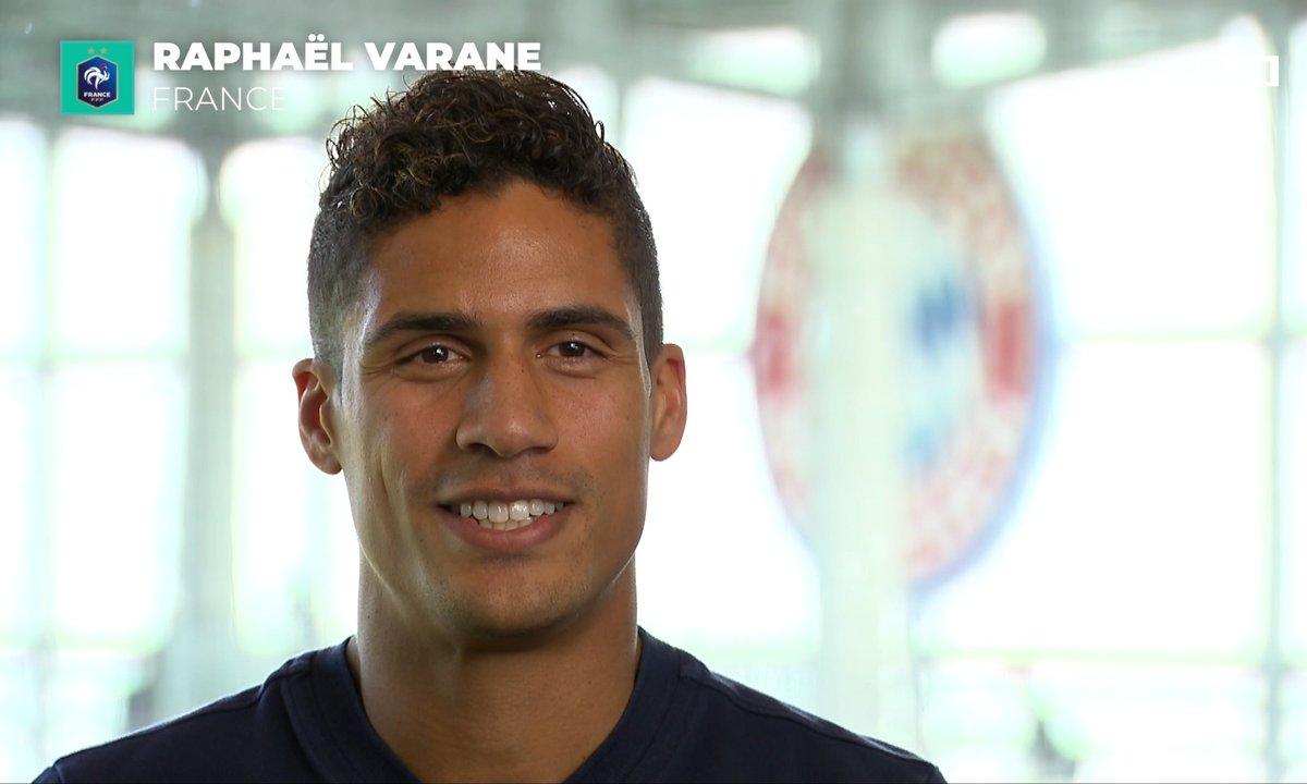 Raphaël Varane encense N'Golo Kanté