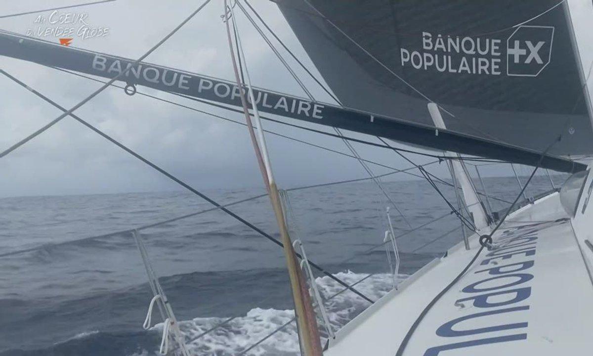 Vendée globe - solitaires du 24/01
