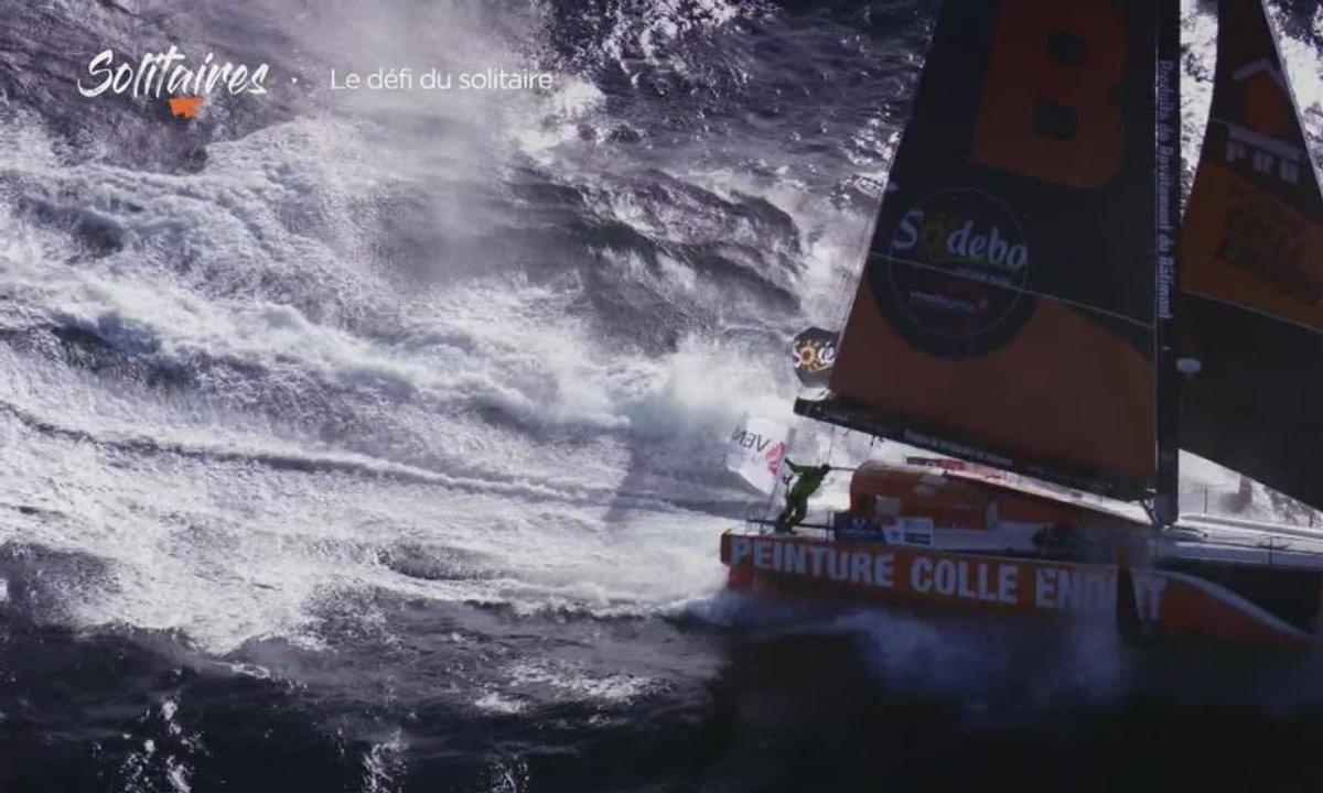Vendée Globe 2020 - replay du lundi 7 décembre 2020 00h08