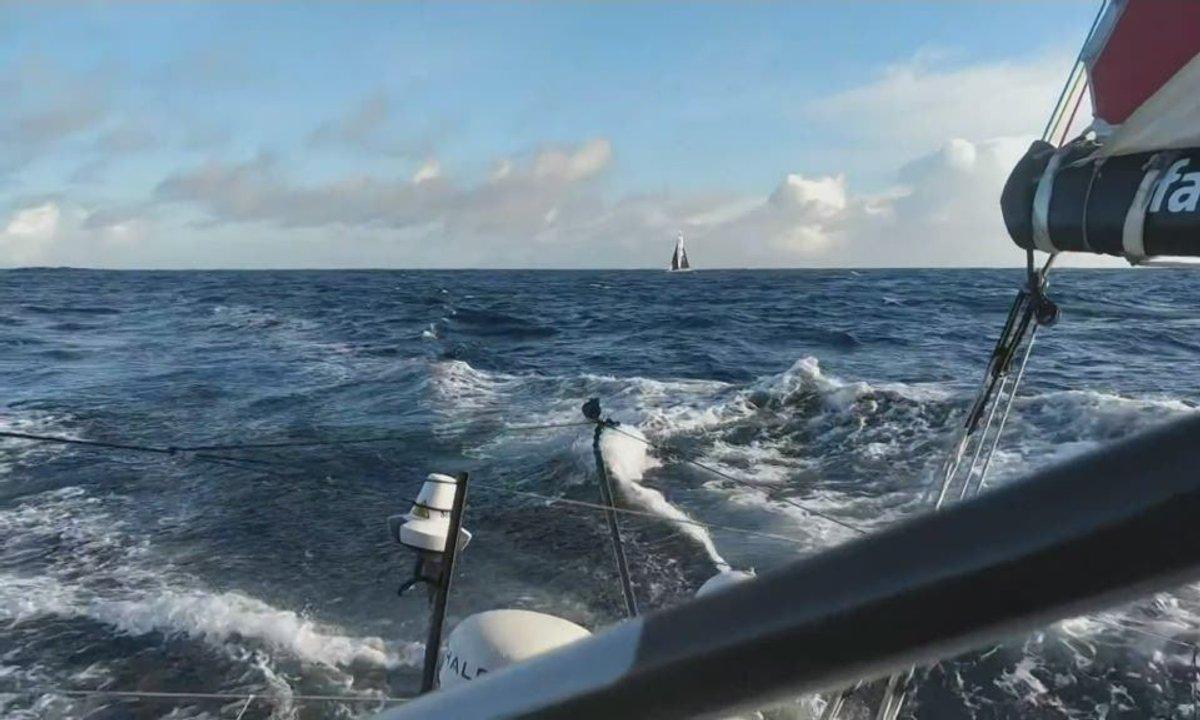 Vendée Globe 2020 - replay du mardi 10 novembre 2020 13h52