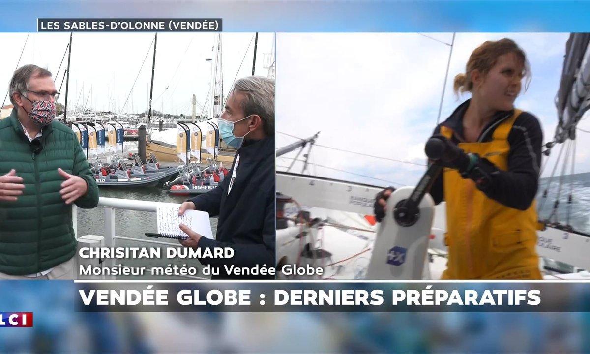Vendée Globe 2020 - replay du samedi 7 novembre 2020 09h10