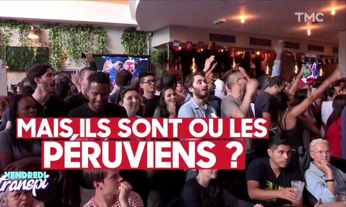 Vendredi Transpi : on débriefe France-Pérou