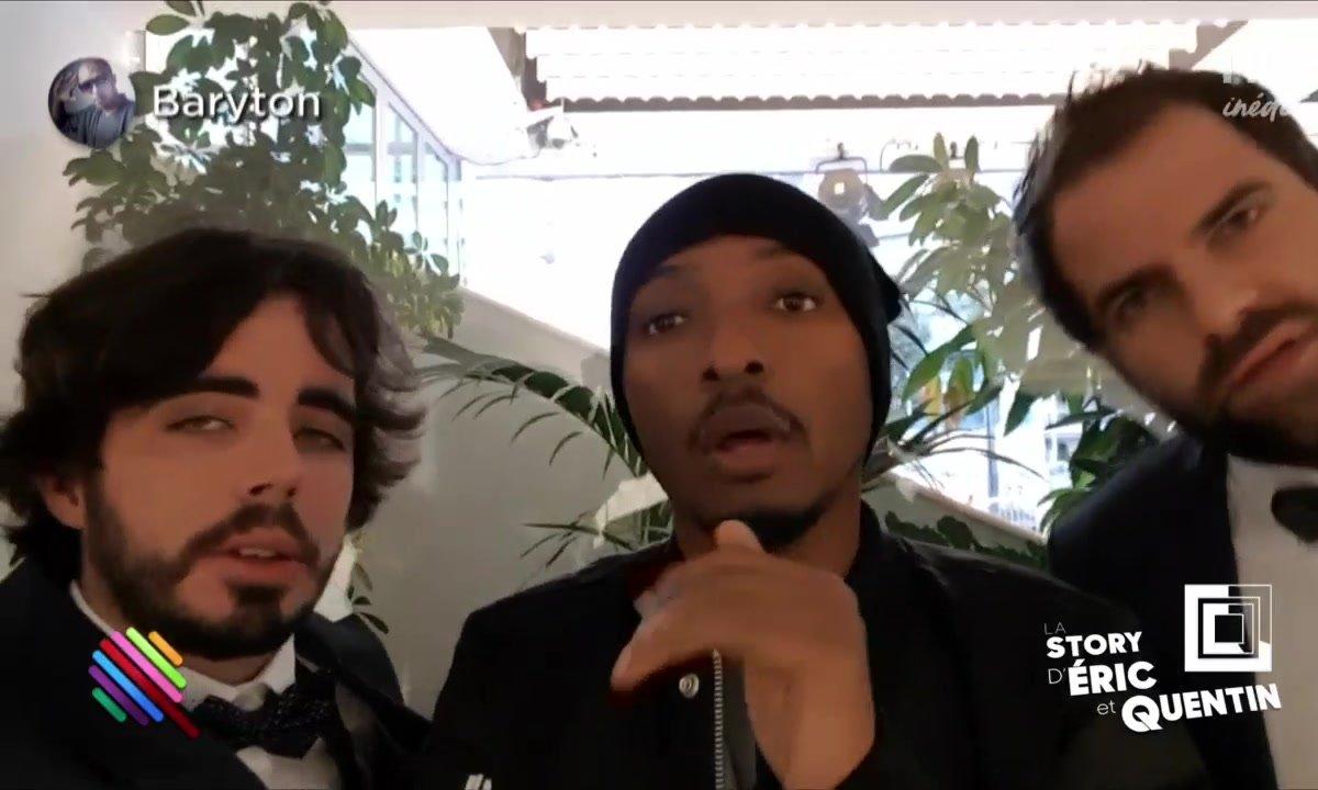 La Story d'Eric et Quentin invite Soprano