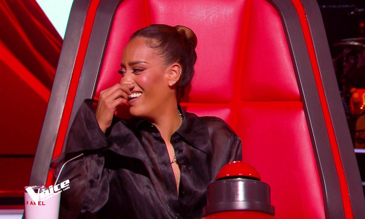 The Voice 2021 – Amel Bent se prend un gros vent de la part d'un talent