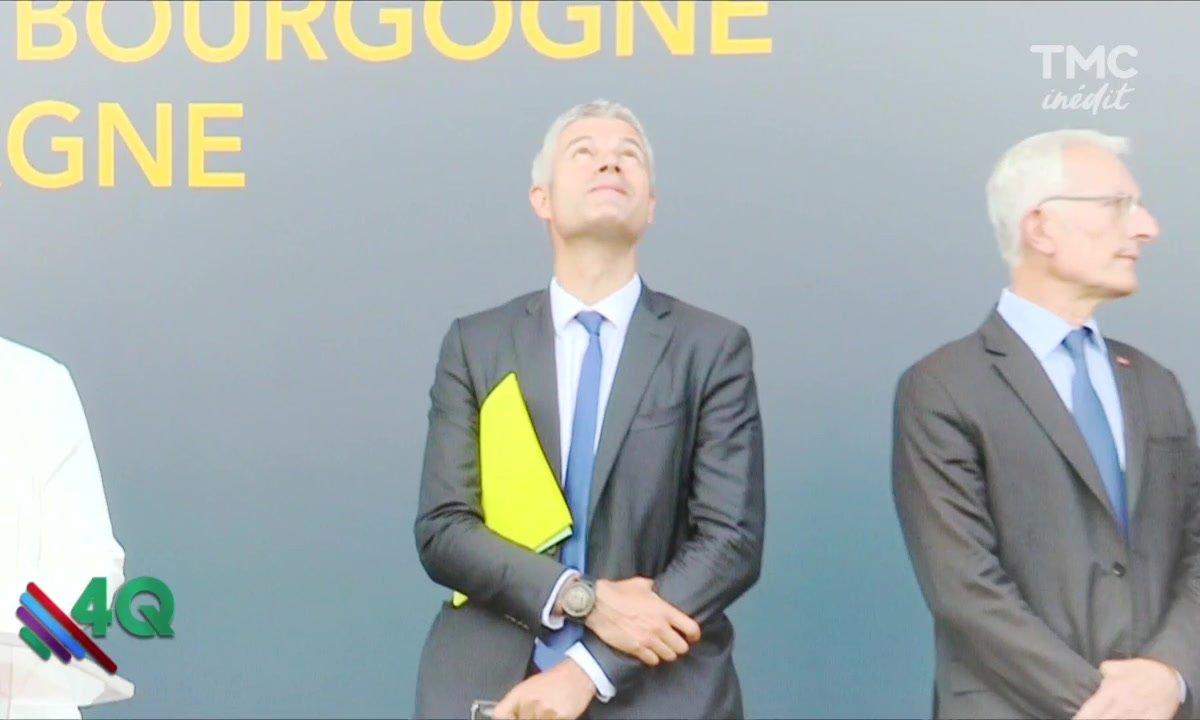 Véronique et Laurent Wauquiez : une belle histoire