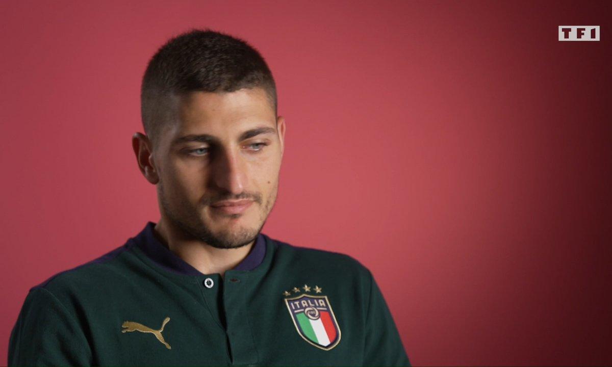 """Marco Verratti (Italie) : """"Il n'y a pas de match facile"""""""