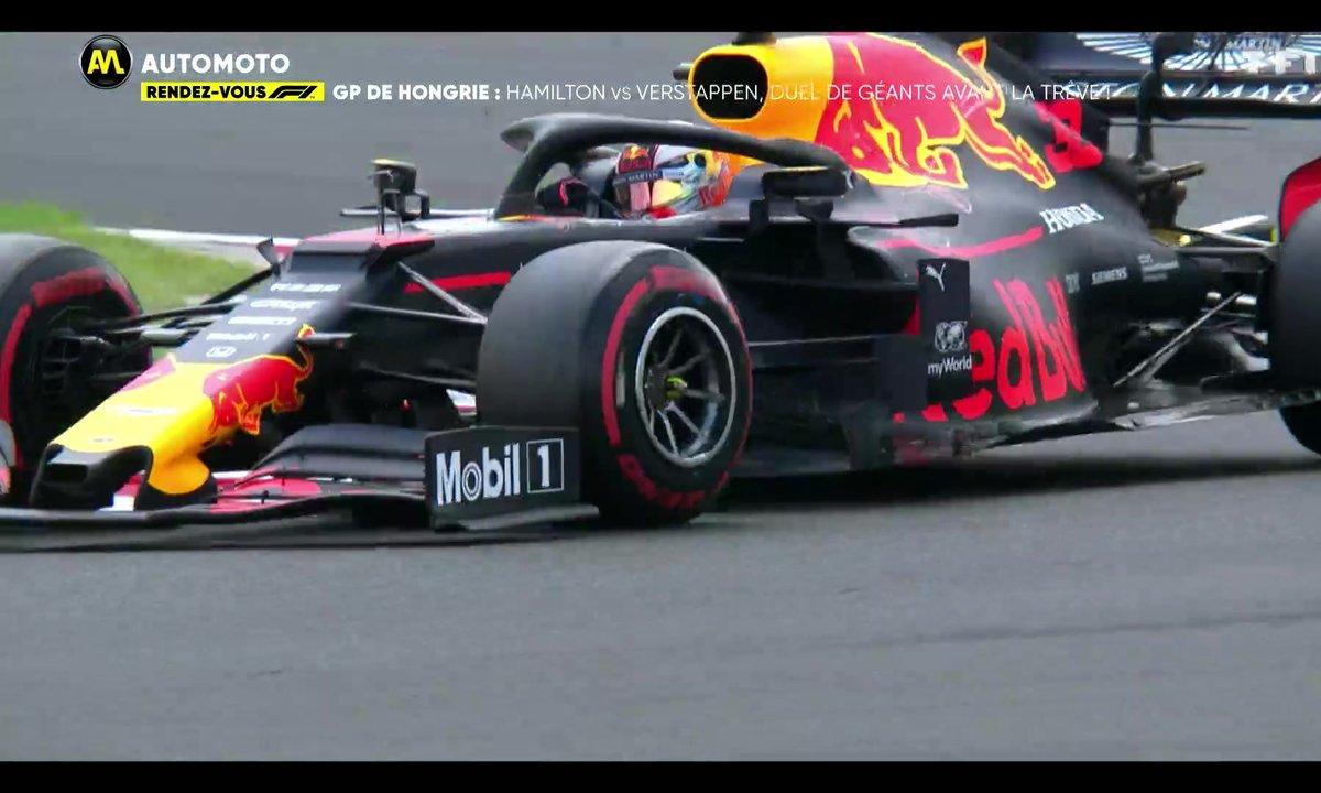 F1 - GP de Hongrie : Hamilton vs Verstappen, duel de géants avant la trêve !