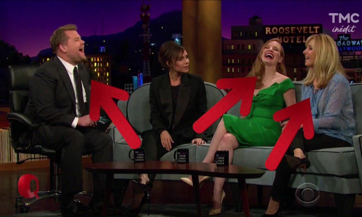 Le Petit Q : Victoria Beckham n'est pas là pour rire...