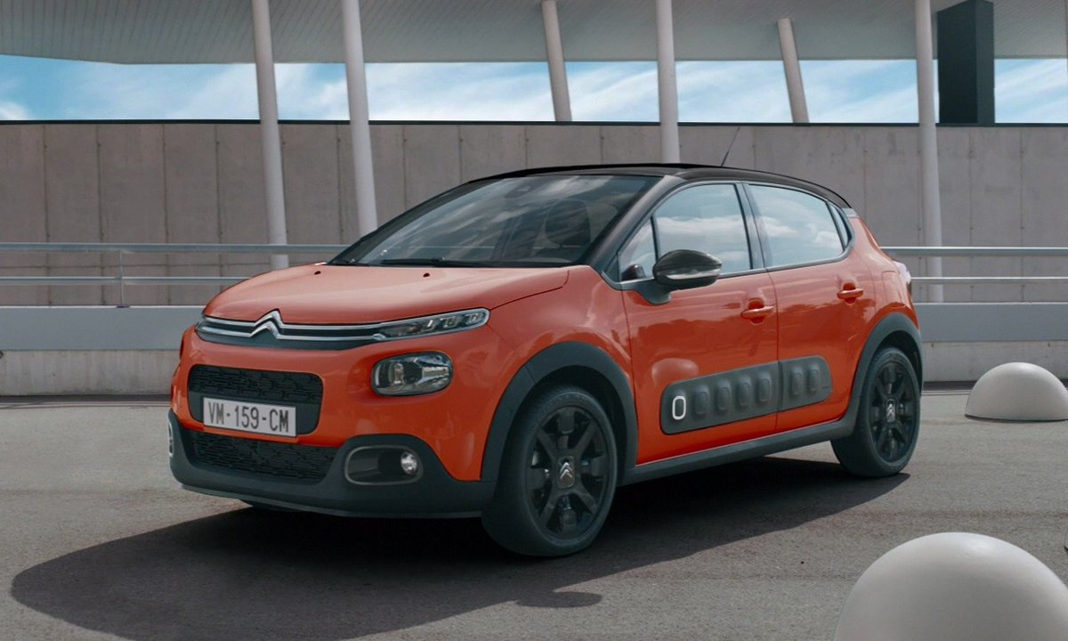 La Citroën C3 2016 en présentation officielle