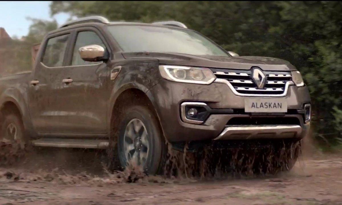 Renault Alaskan 2016 : le pick-up en présentation officielle