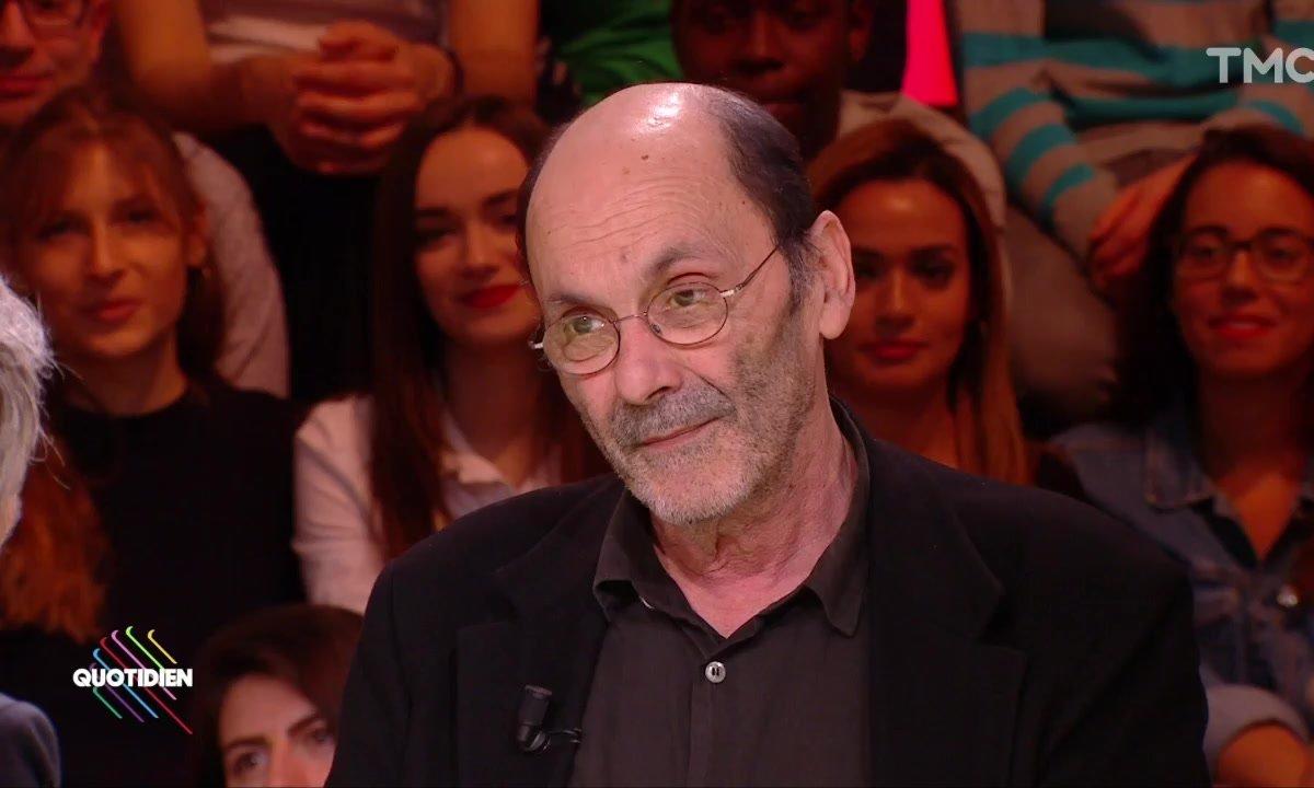 """Jean-Pierre Bacri : """"la vieillesse, c'est une aventure"""""""
